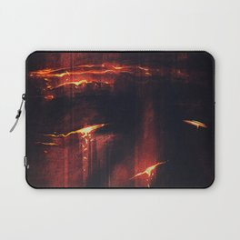 Red I Laptop Sleeve