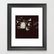 Desintegrating II Framed Art Print