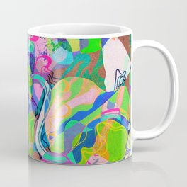 Broken Rainbow Coffee Mug