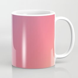 Orchid Bouquet - Gradients are the new colors Coffee Mug