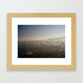 OceanSeries3 Framed Art Print