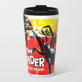 The Spider, vintage horror movie poster Travel Mug