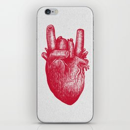 Party heart iPhone Skin