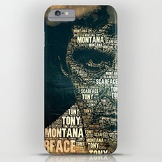 Scarface iPhone 6s Plus Slim Case