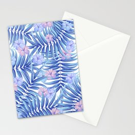 Hawaiian Pattern Stationery Cards