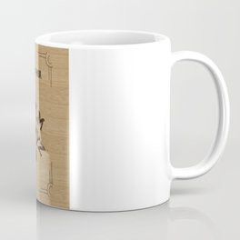 LUIGI BOARD Coffee Mug