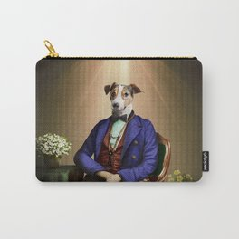 Doctor Declan Dogue in his Parlor Carry-All Pouch