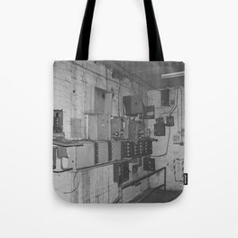 Decay - boxes Tote Bag