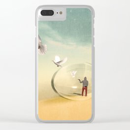 magical Clear iPhone Case