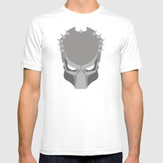 PREDATOR Mens Fitted Tee White MEDIUM