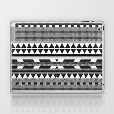 DG Aztec No.1 Monotone Laptop & iPad Skin
