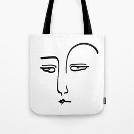 The Unimpressed Tote Bag