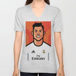 Ronaldo Unisex V-Neck