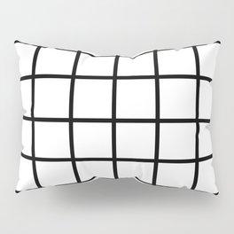 Grids Pillow Sham
