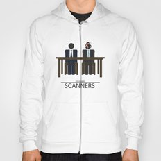Scanners - Altenative Movie Poster Hoody