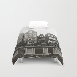 { teeny houses } Duvet Cover