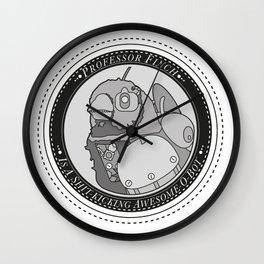 Robot Finch Wall Clock