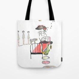 Sleepwalking Tote Bag
