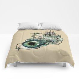 Flowing Inspiration Comforters