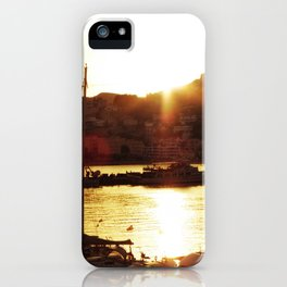 Arribando a Eternion iPhone Case