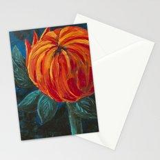Chrysanthemum Bud Stationery Cards