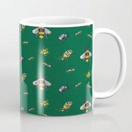 Bug Out Repeat Pattern Coffee Mug