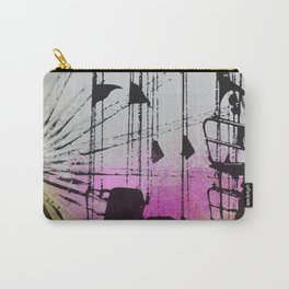 Love Roller Coasters Carry-All Pouch