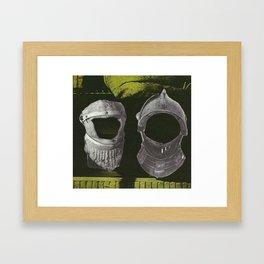 Hoist Framed Art Print
