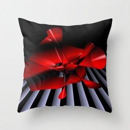 opart imaginary -11- Throw Pillow