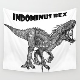 Indominus Rex Wall Tapestry