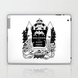 The Royal Kingdom of the Sleepy Forest Laptop & iPad Skin
