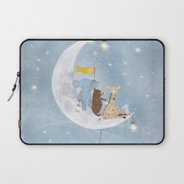 starlight wishes with you Laptop Sleeve