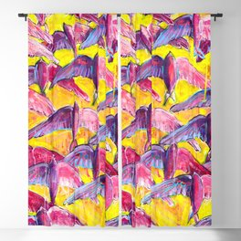 Birdies Blackout Curtain