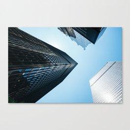 Sky High II Canvas Print