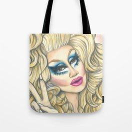 Trixie TW Tote Bag