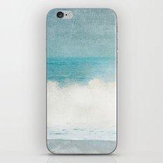 beach - ocean blues iPhone & iPod Skin