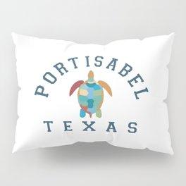Port Isabel Texas. Pillow Sham