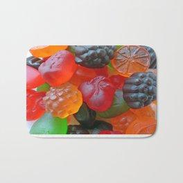 Gummy Fruit Bath Mat