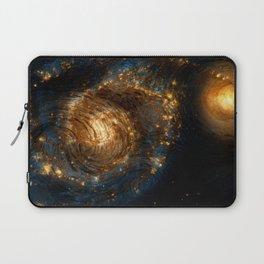 Starry Galaxy Night Laptop Sleeve
