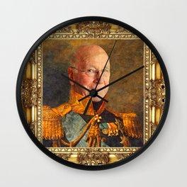 Sir Bobby Charlton Wall Clock