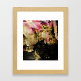 Digital PlayGround Framed Art Print