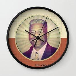 Allen West Wall Clock