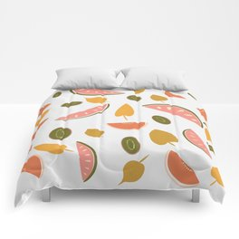Summer Fruit  Comforters