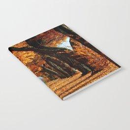 autumn Park Notebook