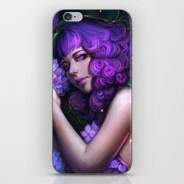 Gortenzia iPhone Skin