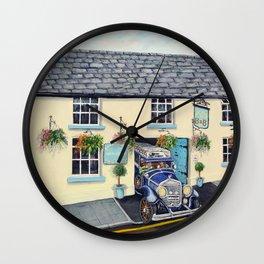 The Borderers - Brecon & Zapp Family Wall Clock