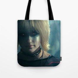 Pris Blade Runner Replicant Tote Bag