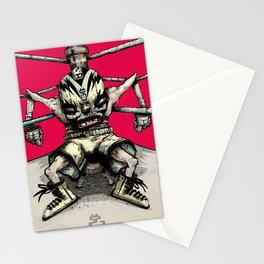 El Rudo Hurricane Miguel Stationery Cards