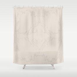 Pearl Bush Shower Curtain