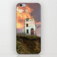 Gobblynne House iPhone & iPod Skin